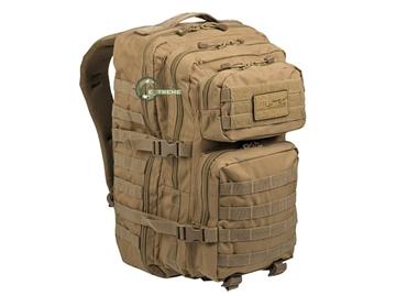 Εικόνα της Σακίδιο πλάτης 36L Backpack Mil-Tec Army Patrol Assault II Coyote