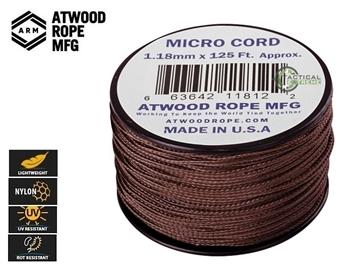 Εικόνα της Νήμα Micro Cord 37.5m Καφέ